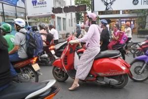 バイク大国